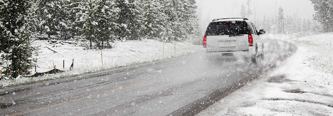 winter driving safety tips Telesis Collision Center in Palmdale